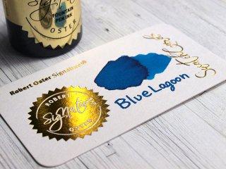 ロバートオスター ボトルインク ブルー ラグーン RO-50133