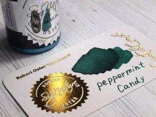 ロバートオスター ボトルインク シェイク アンド シミ— ペパーミント キャンディ RO-15553