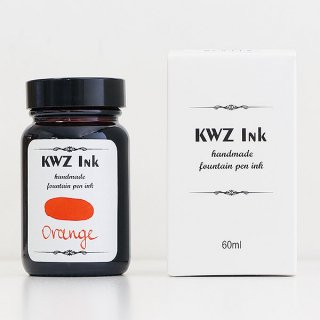 KWZ カウゼット インク ボトルインク オレンジ 4300