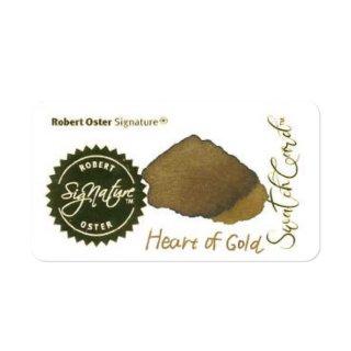 ロバートオスター ボトルインク シェイク アンド シミ— ハート オブ ゴールド RO-15551
