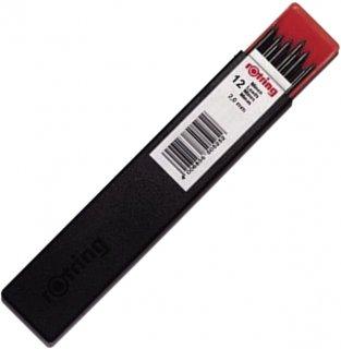 ロットリング ホルダー用替芯 2.0mm HB 12本入 S0230451