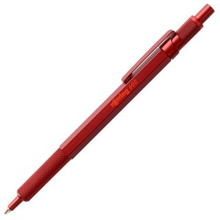 ロットリング ボールペン 600シリーズ マダーレッド 2119797