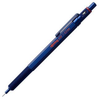 ロットリング メカニカルペンシル 0.5mm 600シリーズ アイアンブルー 2119971