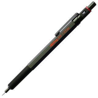 ロットリング メカニカルペンシル 0.5mm 600シリーズ カモフラージュグリーン 2119972