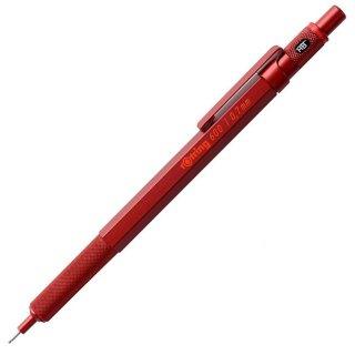 ロットリング メカニカルペンシル 0.7mm 600シリーズ マダーレッド 2119973