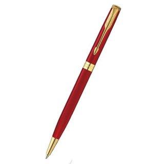 <お問合せ価格商品>パーカー スリムボールペン ソネット レッドGT 1950778