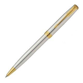 <お問合せ価格商品>パーカー ボールペン ソネット ステンレススチールGT 1950798