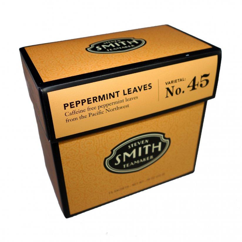 【STEVEN SMITH TEAMAKER】Herbal Tea No.45 (Peppermint Leaves :ペパーミントリーブズ )