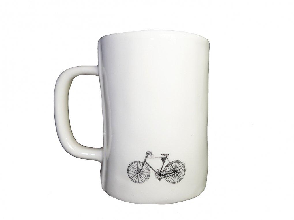 【RAE DUNN(レイ・ダン)】Bike Mug (PEDAL)