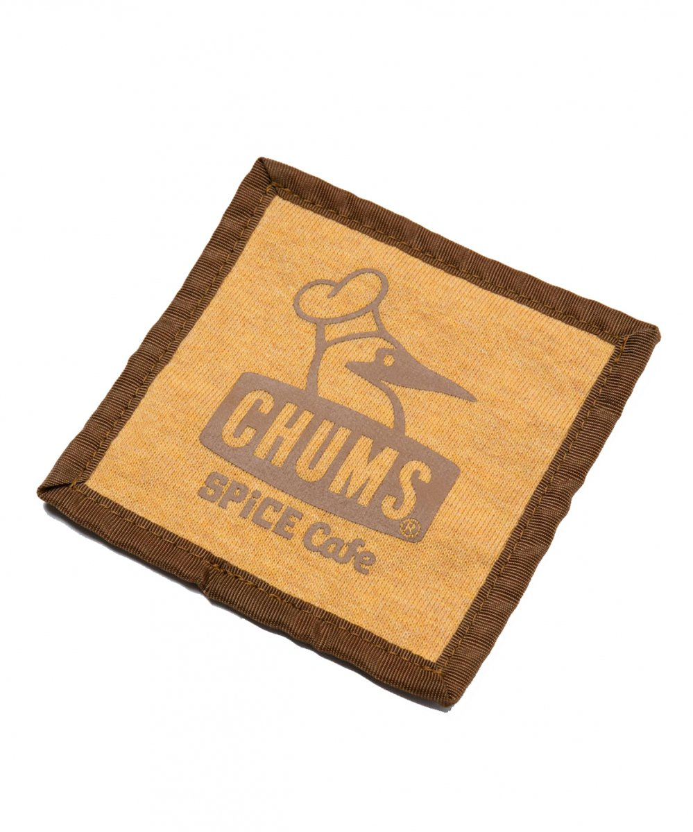 【SPICE Cafe×CHUMS】 Coaster