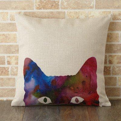 【 Jubilee London 】Cushion -Cat lookin-