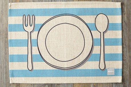 【 Jubilee London 】Place mat -Border dish tea towel-