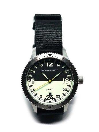 【  VARDE77 x MESSERSCHMITT  】Fully limited production Clock