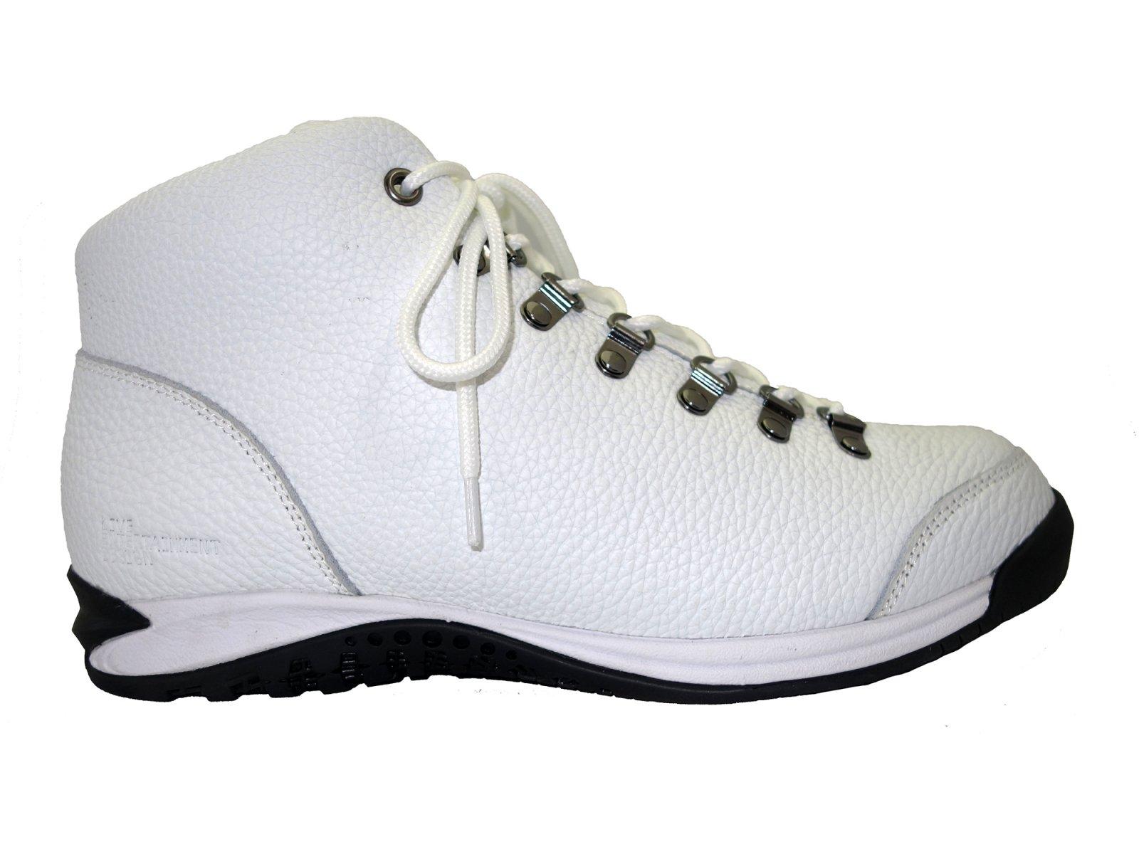 【LIVE ENTERTAINMENT DESIGN】Vibram sneaker boots  (White)