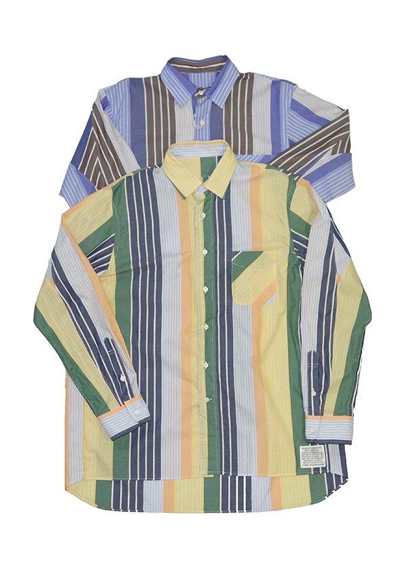 【SUNNY ELEMENT】Sleeping Shirt  -Stripe-