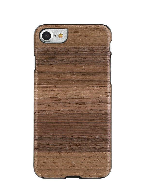 【Man&Wood(マンアンドウッド)】iPhone8/7 ケース -天然木- (Strato)