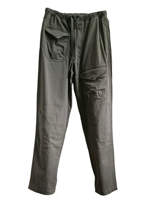 【makufuri / マクフリ】Chill out pants (GRAY)