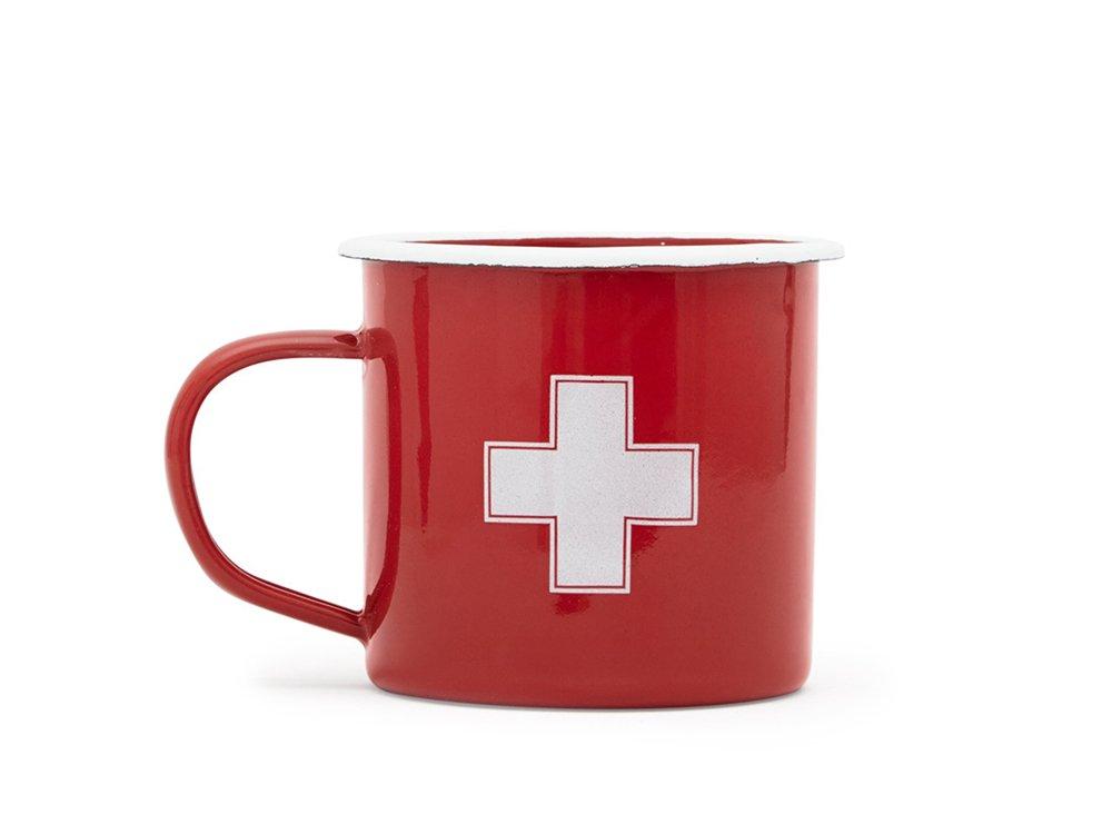 【IZOLA】Apothecary Enamel Mug