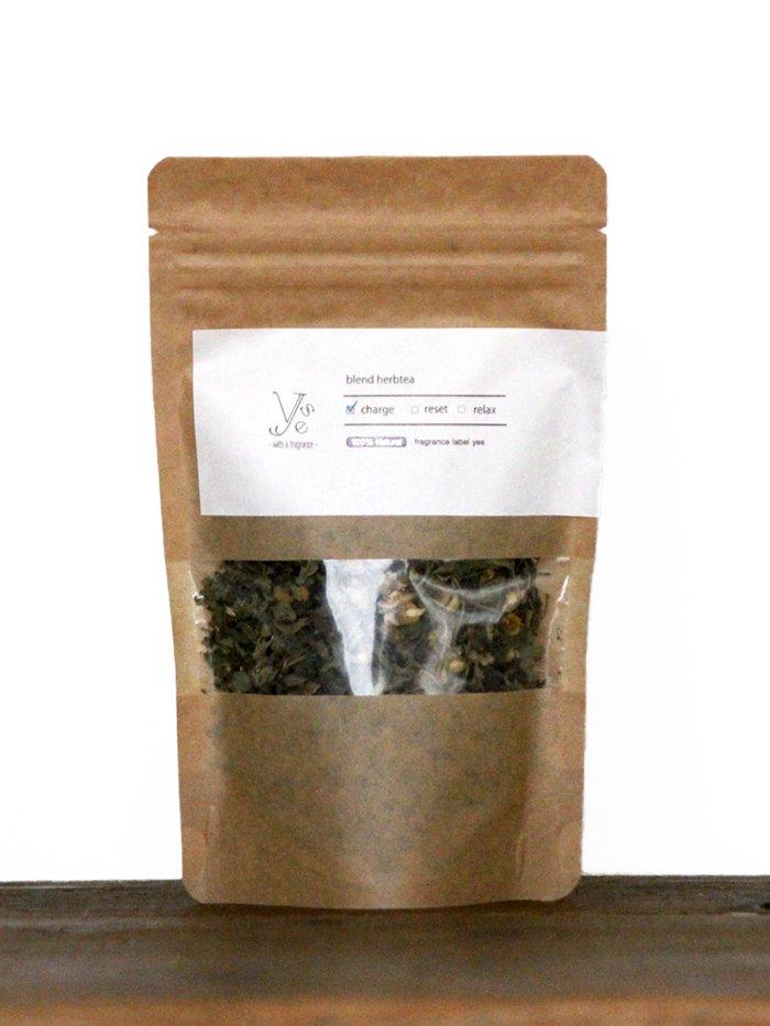 【fragrance label yes】Blend Herb Tea - Reset - <Made in Japan>