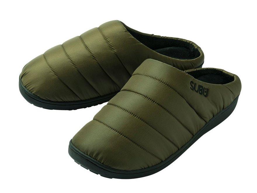 【SUBU : スブ】 Winter sandals (Mountain Khaki)