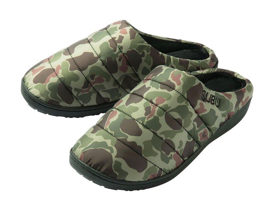 【SUBU : スブ】 Winter sandals (Duck Camo)