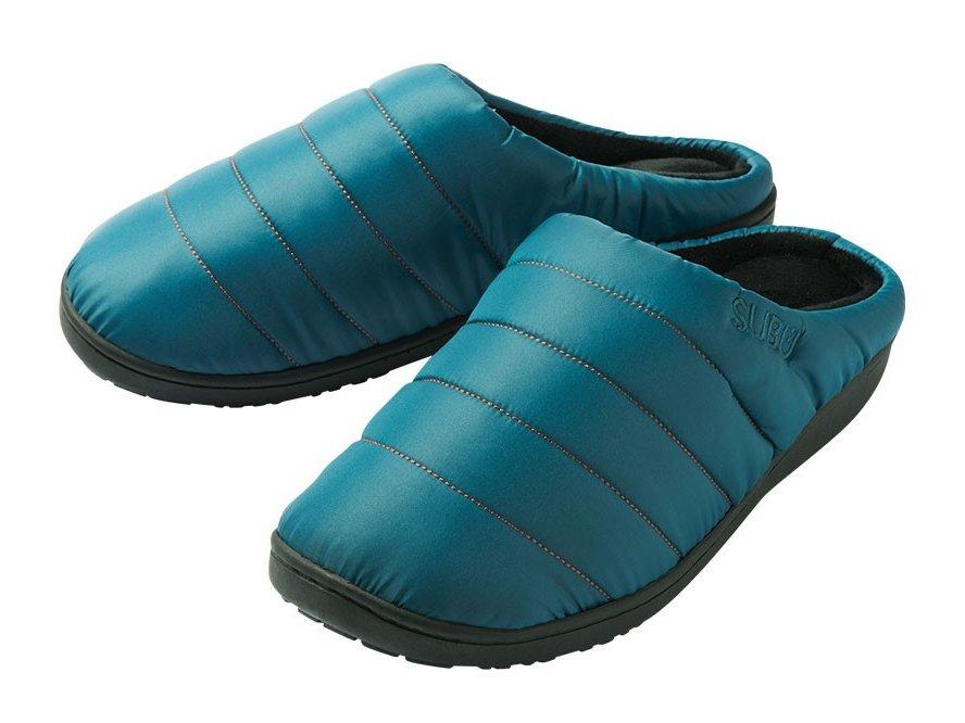 【SUBU : スブ】 Winter sandals (Camper Blue)