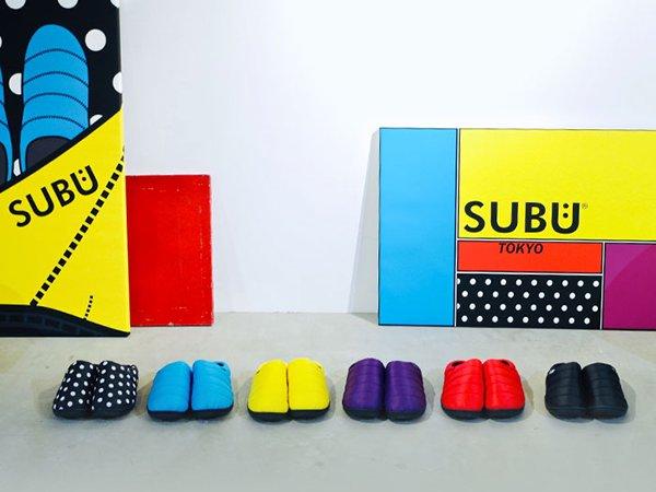【SUBU : スブ】 Winter sandals