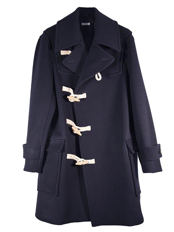 【BENINE】Duffle coat melton