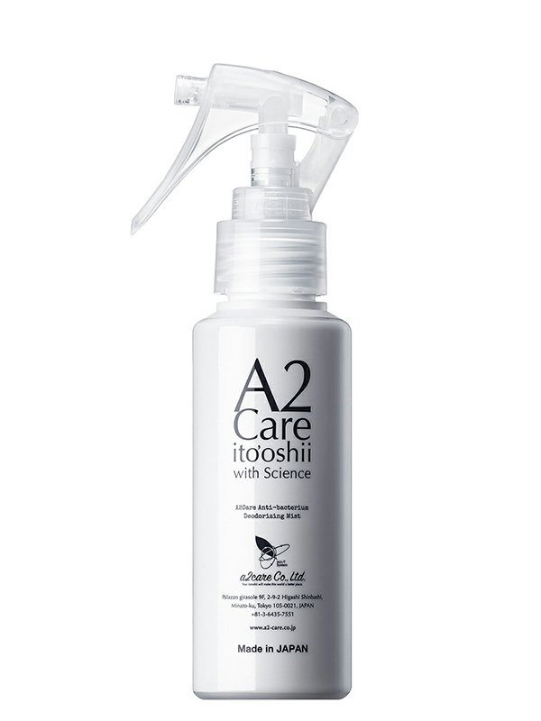 【A2Care エーツーケア 】除菌消臭剤 100mlスプレー