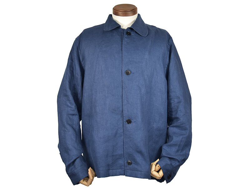 【foof】tsuki jacket agua生地別注