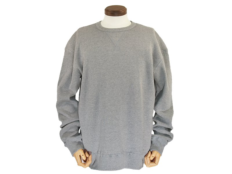 【mocT ;モクティー】Loose Fit Long Sleeve Pullover