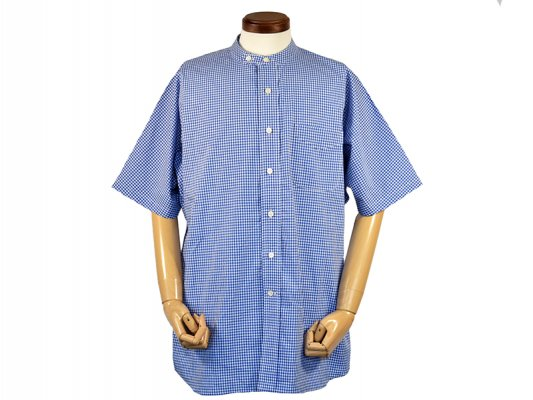 【SUNNY ELEMENT】PARK SHIRTS S/S (GINGHAM CHECK)