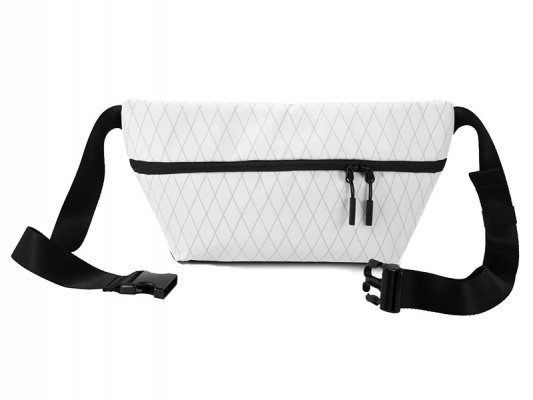 【WEXLEY】 SLING BAG FULL X-PAC WHITE