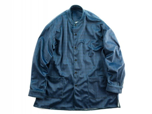 【Varde77】 THE SOURCE SHIRTS JACKET