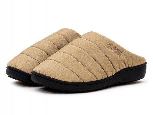【SUBU : スブ】 Winter sandals 凹凸