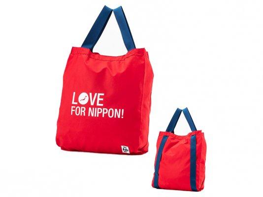 【CHUMS】   Love For Nippon 2Way Eco Bag