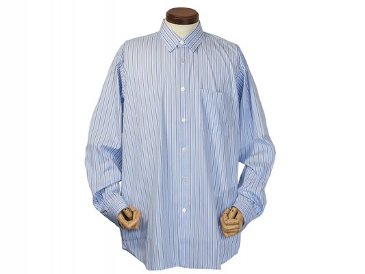 【BENINE】高密度ブロードギザコットン ビッグシャツ