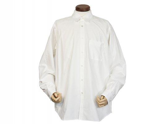 【BENINE】スーピマコットン ビッグシャツ