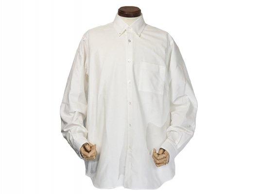【BENINE】コーマオックス ボタンダウン ビッグシャツ