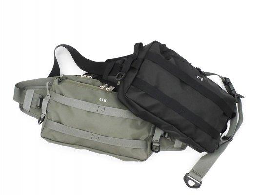 【 CIE 】GRID3 2WAY SLING BAG