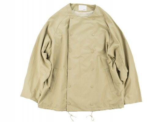 <img class='new_mark_img1' src='https://img.shop-pro.jp/img/new/icons8.gif' style='border:none;display:inline;margin:0px;padding:0px;width:auto;' />【 Varde77 】UNCONVENTION COACH JACKET