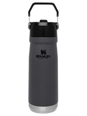 【STANLEY;スタンレー】アイスフロー フリップストロー真空ウォーターボトル 0.65L