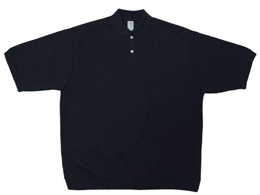 【BENINE】シルエット ダンボール ビッグポロシャツ