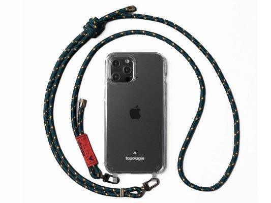 【topologie】 Verdon Phone Case -Clear- (Forest)
