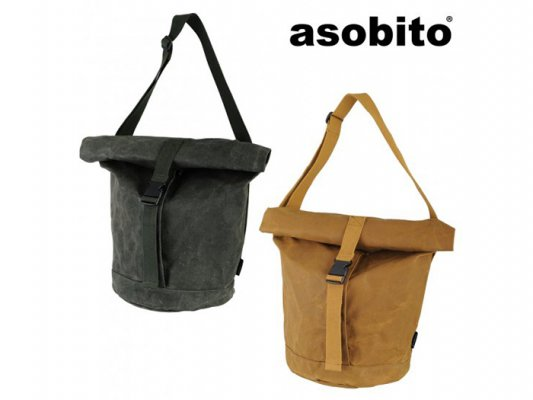 【asobito(アソビト)】 ファイヤーツールバッグ