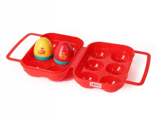 <img class='new_mark_img1' src='https://img.shop-pro.jp/img/new/icons8.gif' style='border:none;display:inline;margin:0px;padding:0px;width:auto;' />【CHUMS】   Booby Egg Salt & Pepper