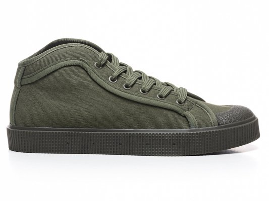 <img class='new_mark_img1' src='https://img.shop-pro.jp/img/new/icons8.gif' style='border:none;display:inline;margin:0px;padding:0px;width:auto;' />【 LA PAZ x SANJO 】 HIGHT TOP Sneakers