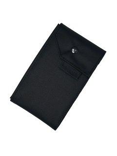 【bagjack】  Card Carrier (Black)