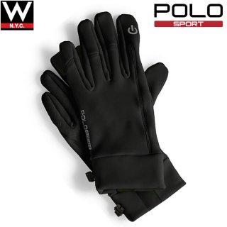 POLO SPORTS( ポロ スポーツ) スマートフォン対応 タブレット対応 オールウェザー トレーニング グローブ 手袋
