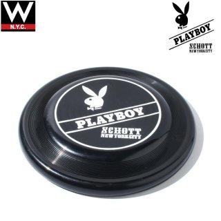 Schott(ショット) × PLAY BOY(プレイボーイ) ブランドロゴ 限定 フリスビー